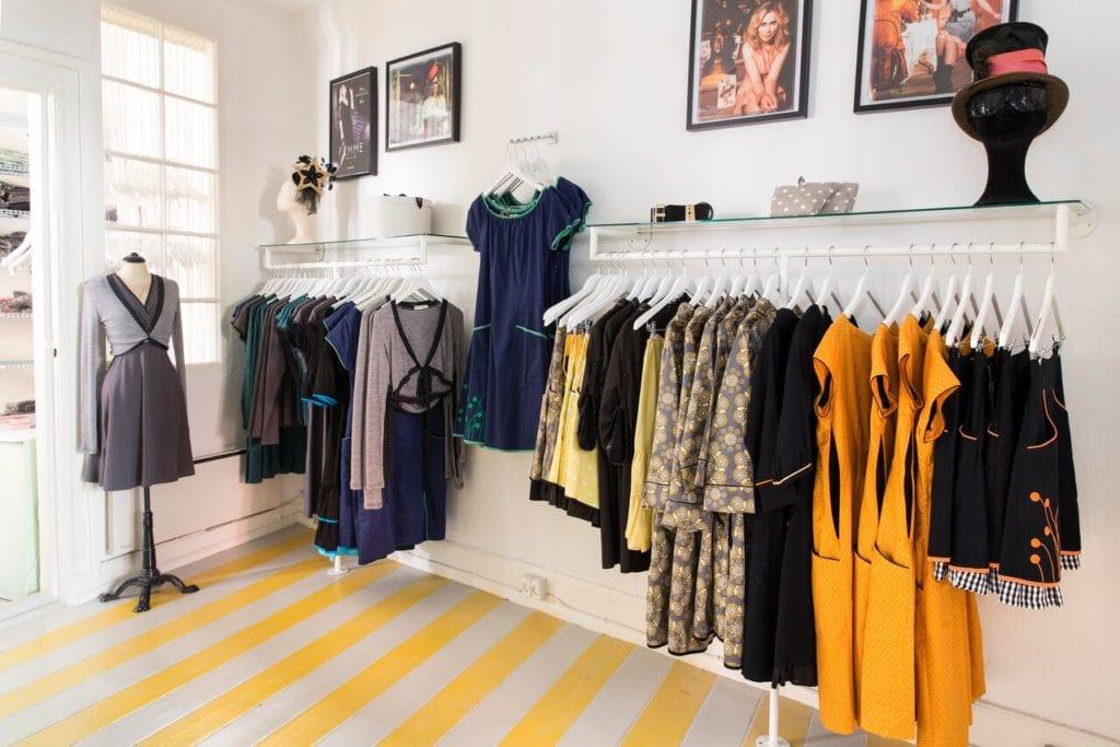 økologiske kjoler